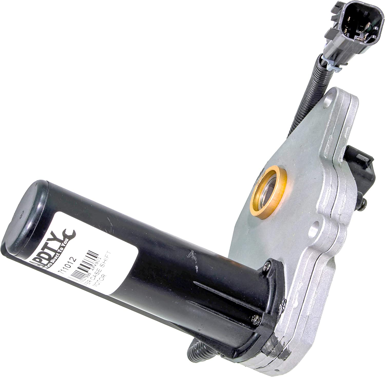 600-901 Transfer Case Shift Motor For Cadillac Escalade GMC Chevrolet Suburban Blazer Silverado Replacement Part# 12474401 4WD Shift Encoder Motor