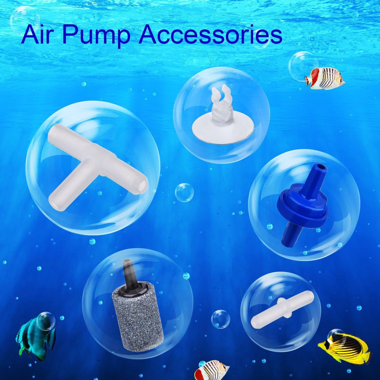 6.5 Feet Standard Airline Tubing Air Pump Accessories for Fish Tank ...