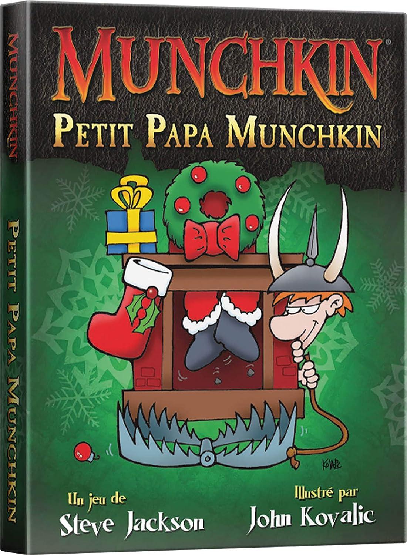 Asmodee pequeño Papa Munchkin, egemu80, Juego de Cartas: Amazon.es: Juguetes y juegos