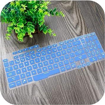 Funda de teclado de silicona para portátil ASUS ROG STRIX G17 ...