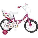"""Toimsa - 424 - Vélo pour Enfant - Sweet Fantasy - Fille - 14"""" - 4 à 7 ans"""