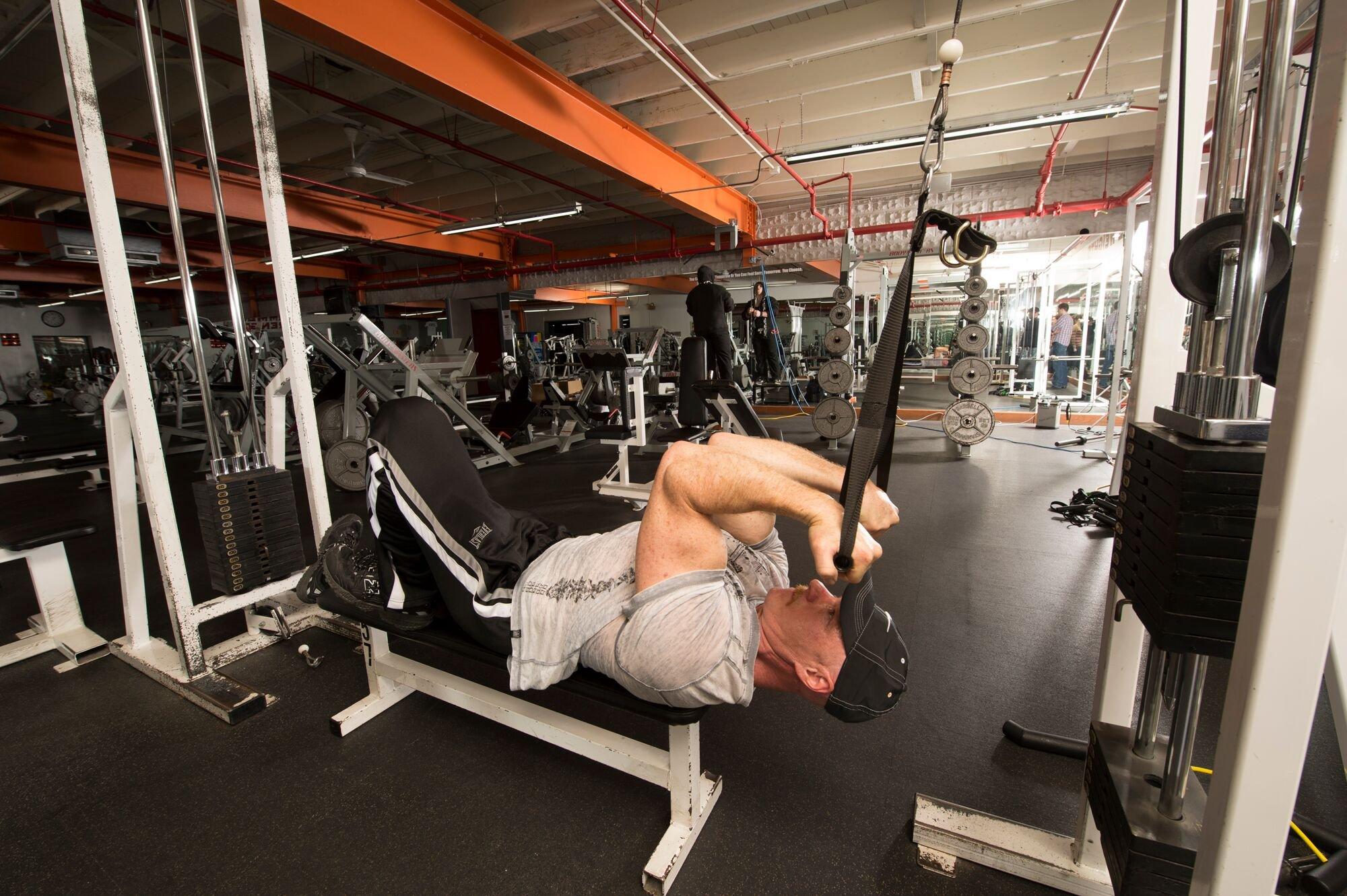 Ironcompany.com LPG Muscle DELT-Belt Dumbbell Upright Row Straps - Multi-Use Straps
