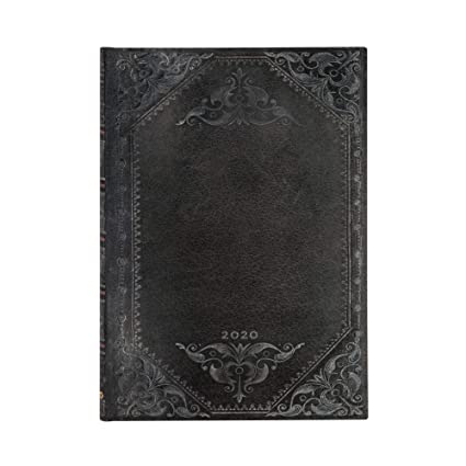Paperblanks The New Romantics Midnight Rebel - Agenda de ...