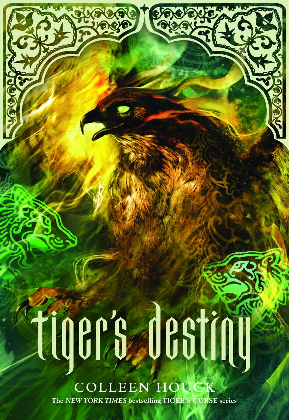 Tiger's Destiny (book 4 In The Tiger's Curse Series): Colleen Houck:  9781402798436: Amazon: Books