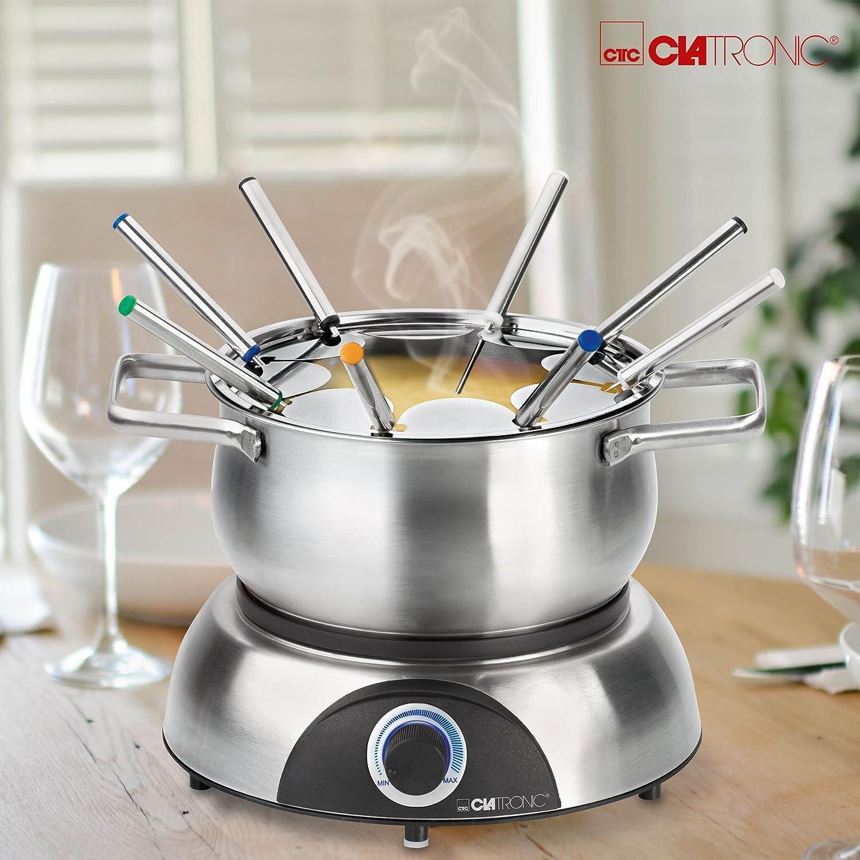 fondue set elektrisch