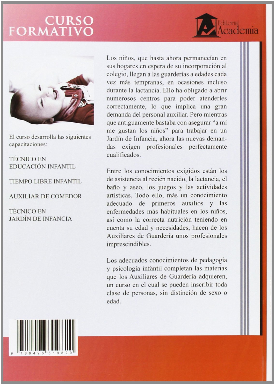 AUXILIAR DE GUARDERIA: VARIS AUTIRS: 9788496319820: Amazon.com: Books