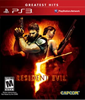 Capcom Resident Evil 5, PS3, ESP - Juego (PS3, ESP, PlayStation 3, Tirador, M (Maduro))
