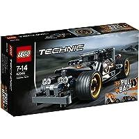 Lego 42046 - Technic - Jeu de construction - La Voiture du Fuyard