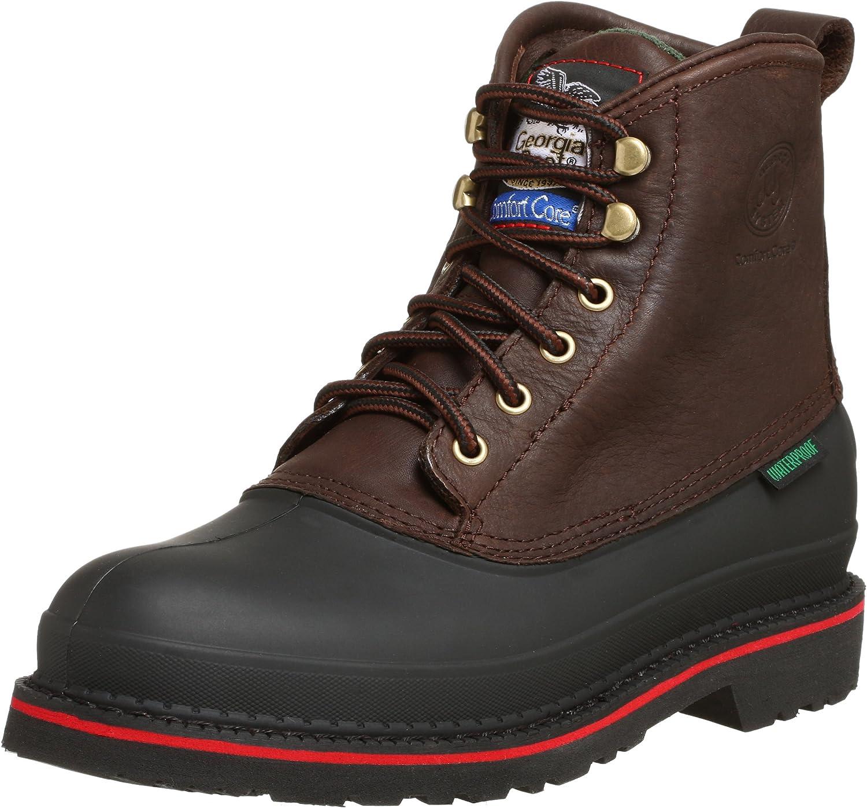 Muddog Waterproof Steel-Toe Work Boot