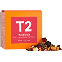 T2 Tea Fruitalicious Loose Leaf Fruit Tea in Box, 100 g