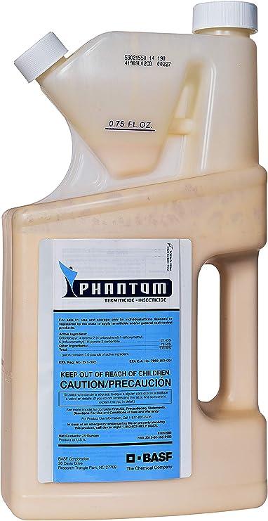 BASF Phantom Termiticida Insecticida: Amazon.es: Jardín