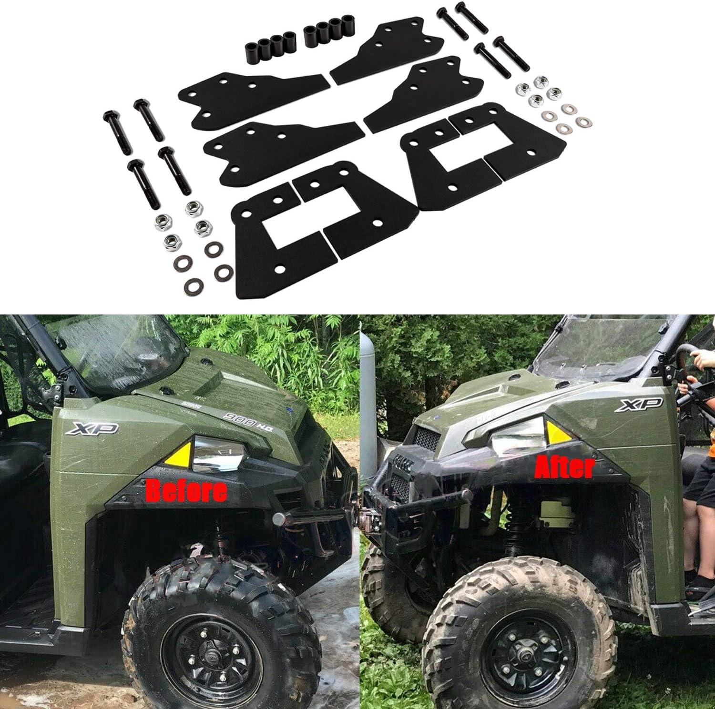 Freedom Off-Road Powersports 2 UTV Lift Kit for Polaris Ranger 900 XP