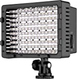 Neewer  40004082 Dimmable Ultra High Power Panel Digital Camera / Camcorder Video Light, LED Light for Canon, Nikon, Pentax, Panasonic,SONY, Samsung and Olympus Digital SLR Cameras