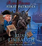Rush Revere and the First Patriots: Time-Travel Adventures With Exceptional Americans (Audio CD)
