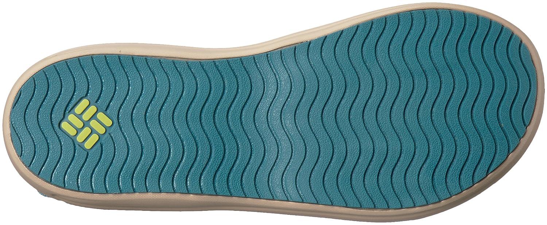 Columbia Women's Barraca Blue, Strap Sandal B073RNZ751 10 B(M) US|Canyon Blue, Barraca Nappa Green df6045