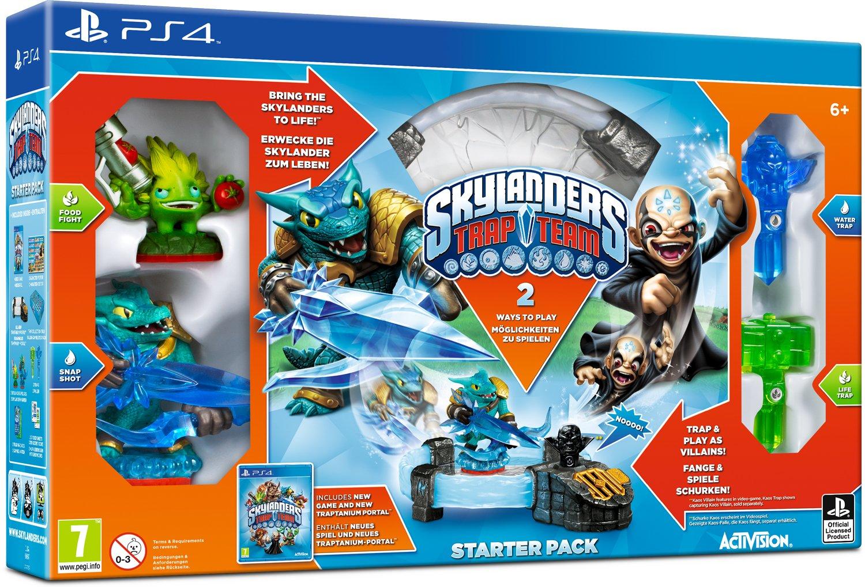 PS4 Skylanders Trap Team Starter Pack: Amazon.ca: Electronics