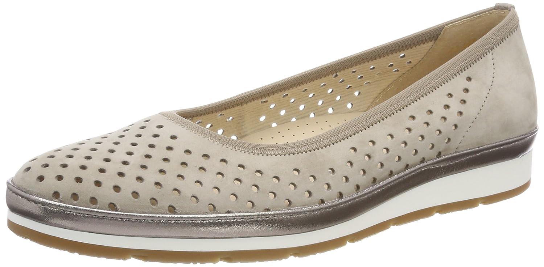 Gabor Shoes Comfort Sport, Ballerines Femme Marron Gabor (Visone Luxor/Gel) Ballerines Luxor/Gel) 7699536 - latesttechnology.space