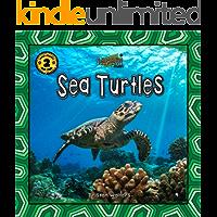 Safari Readers: Sea Turtles (Safari Readers - Animal Books for Children Book 6) book cover