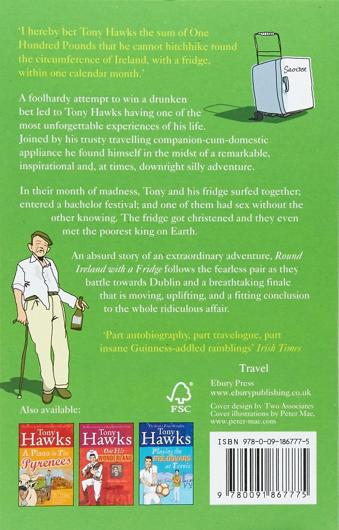 Round Ireland with Fridge: Amazon.de: Tony Hawks: Fremdsprachige Bücher