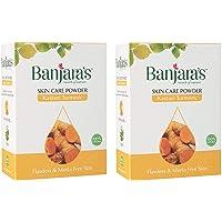 2 x Banjaras Pure Herb Kasturi Turmeric 100 g door Banjara