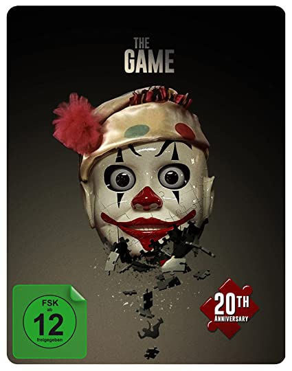 The Game Limited Blu-ray Steelbook [Limited Edition]