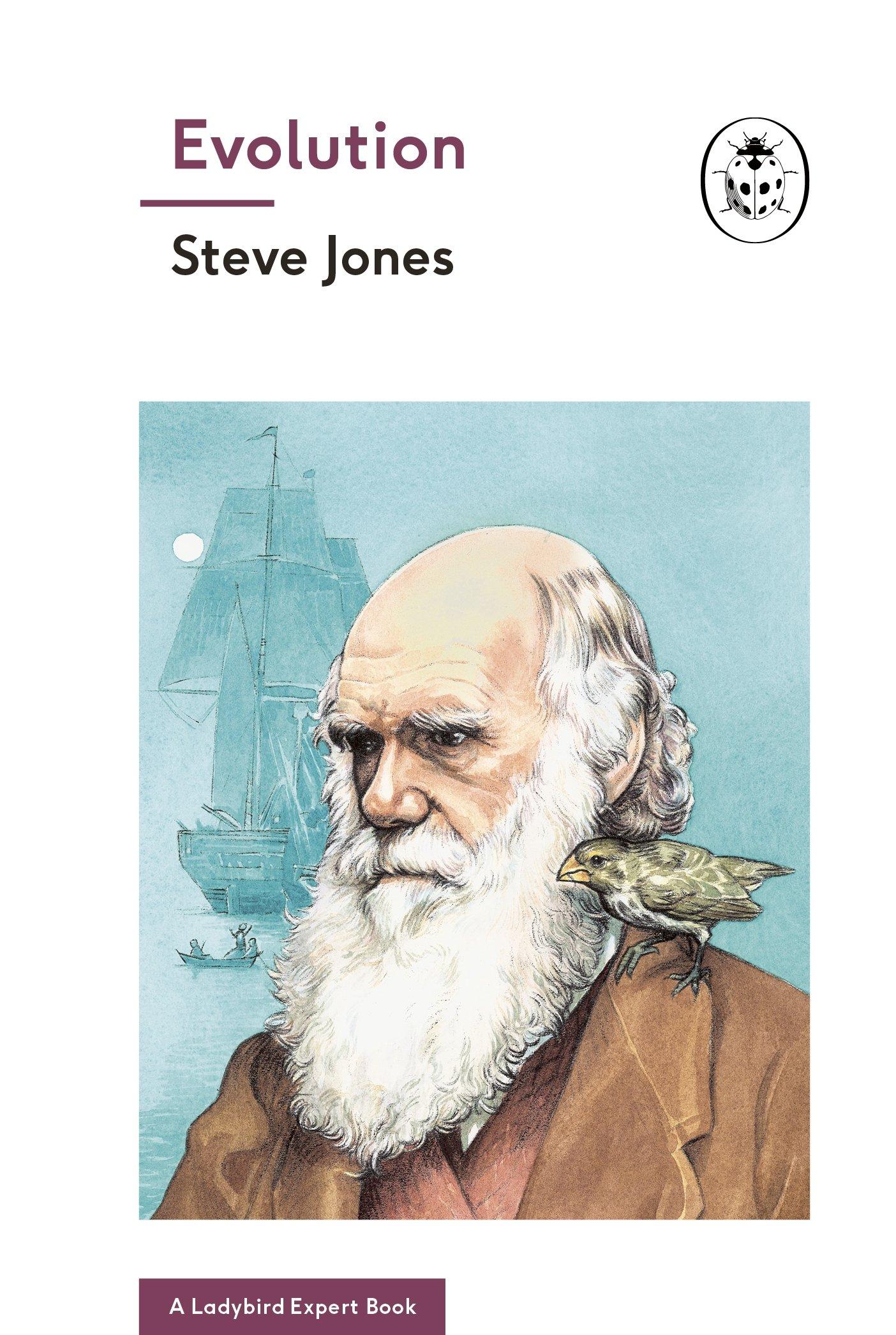 Evolution (a Ladybird Expert Book) (the Ladybird Expert Series):  Amazon: Steve Jones: 9780718186289: Books