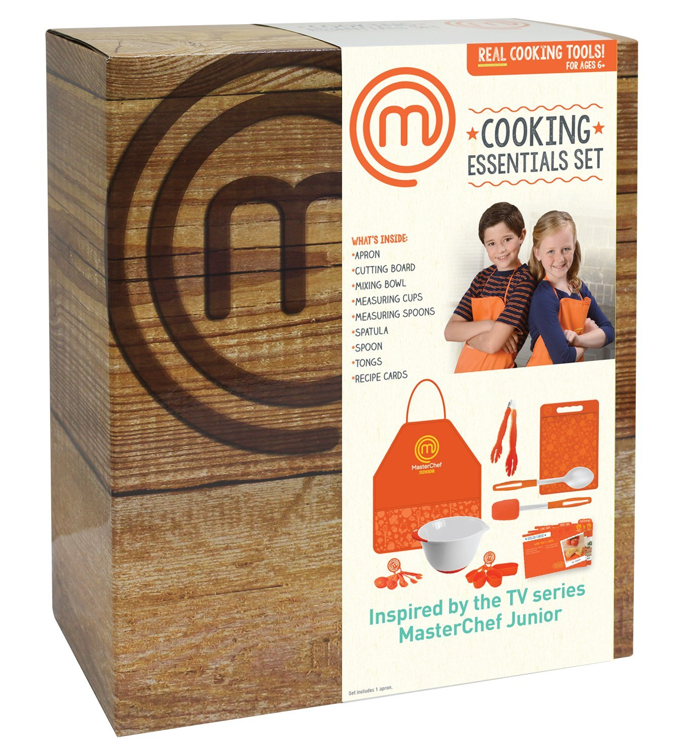 Master Chef Jr. Cooking Essentials Set by Master Chef Jr.