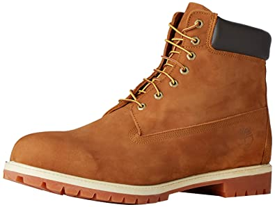3202559d35f25 Timberland 6 in Premium Waterproof (Wide Fit), Bottes & Bottines Classiques  Homme,
