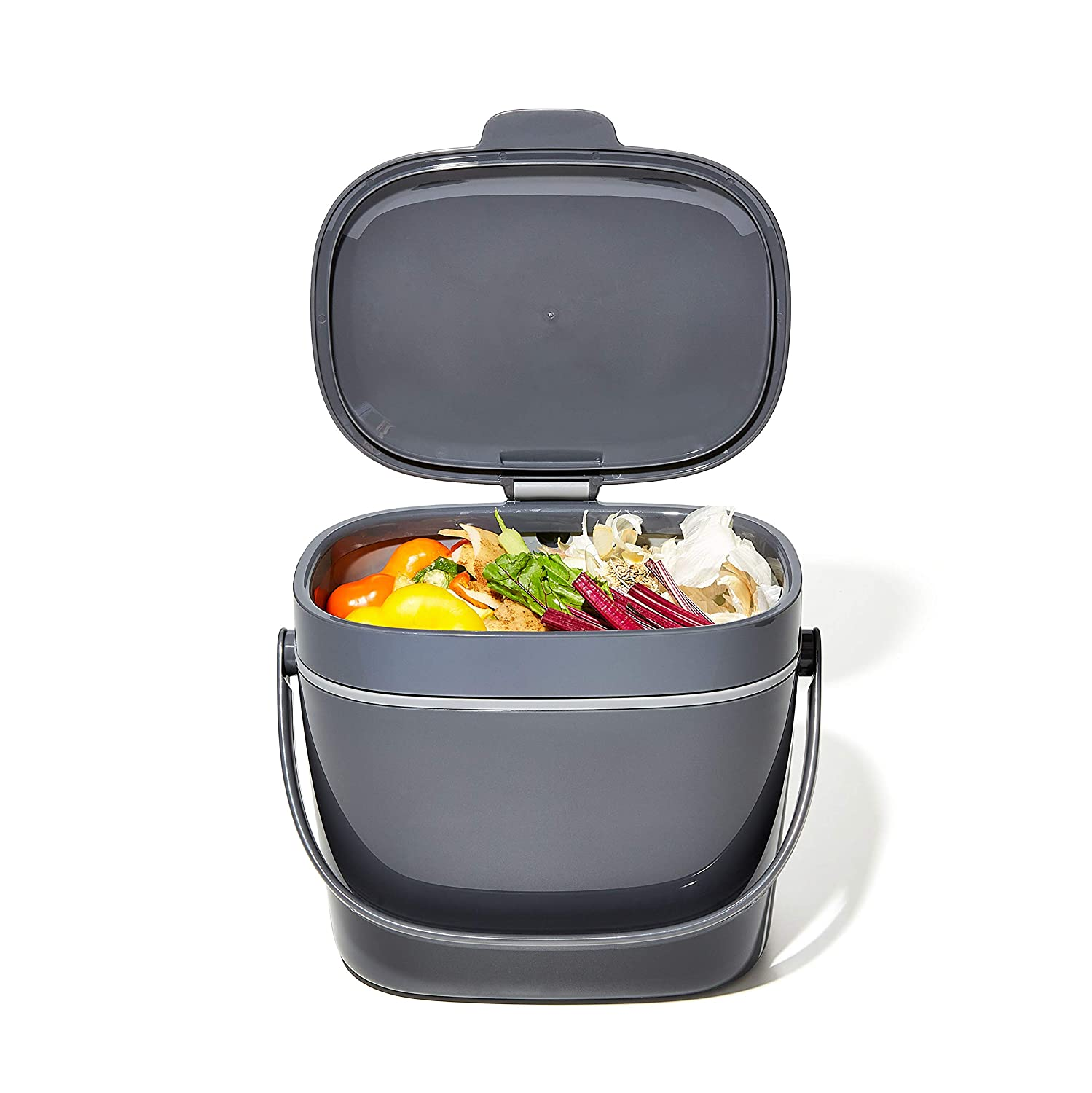 0.75 GAL//2.83 L OXO Good Grips Easy-Clean Compost Bin NEWER MODEL AVAILABLE