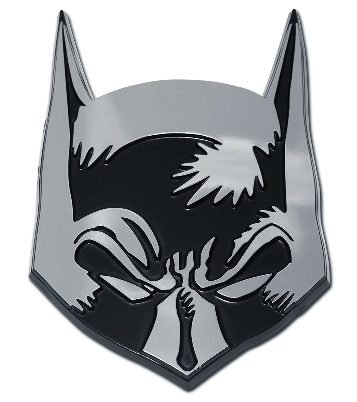Batman Chrome Auto Emblem (Mask)
