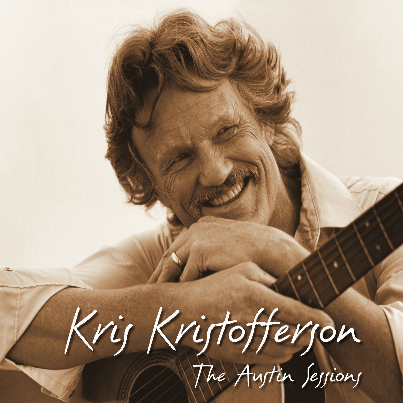 CD : Kris Kristofferson - The Austin Sessions (Expanded Version)