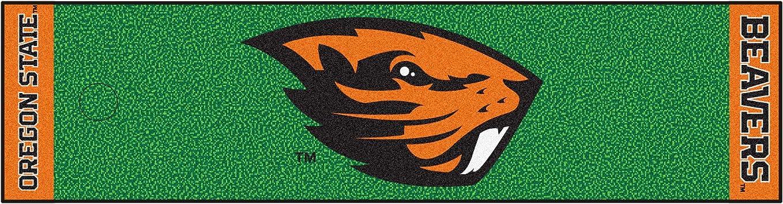 FANMATS NCAA University of Oregon Ducks Nylon Face Deluxe Car Mat