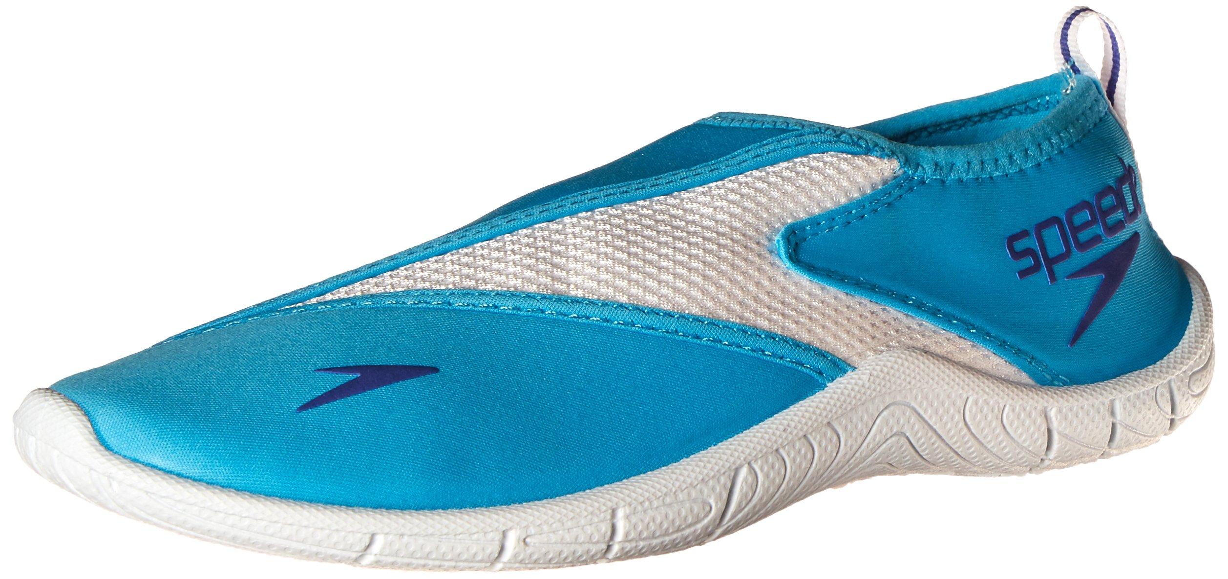 Speedo Women's Surfwalker Pro 3.0 Water Shoe, Cyan, 11 by Speedo