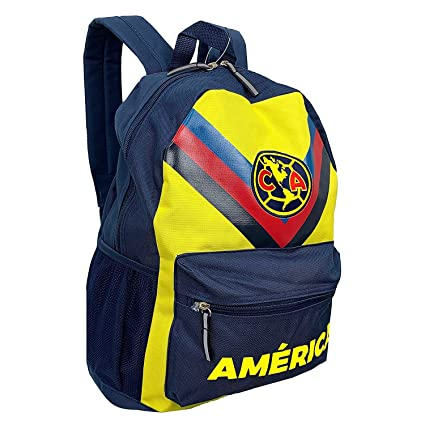 Amazon.com: Club America Backpack School Mochila Bookbag Cinch Shoe ...