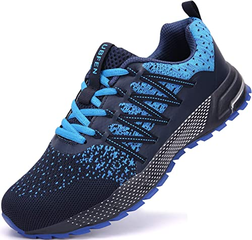 UBFEN Running Shoes for Mens Womens Sports