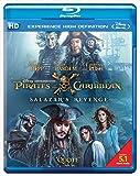 Pirates Of The Caribbean: Salazar's Revenge - BD