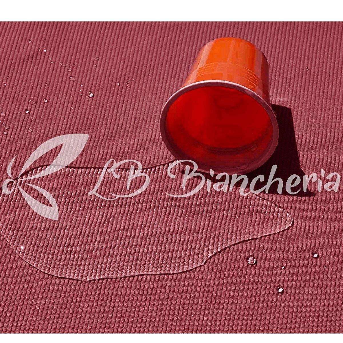 3 POSTI Traspirante e antipiling Copridivano ANTIMACCHIA Elasticizzato R.P Panna