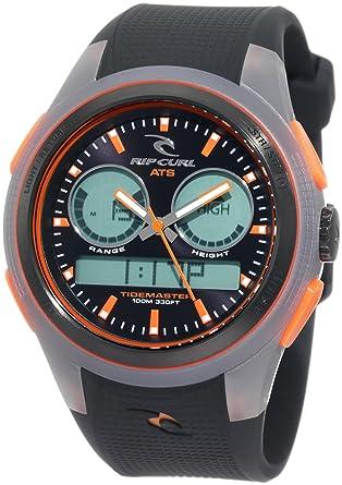 Rip Curl Mens A1053 Ong Ventura Tm2 Analog Digital Tide Watch