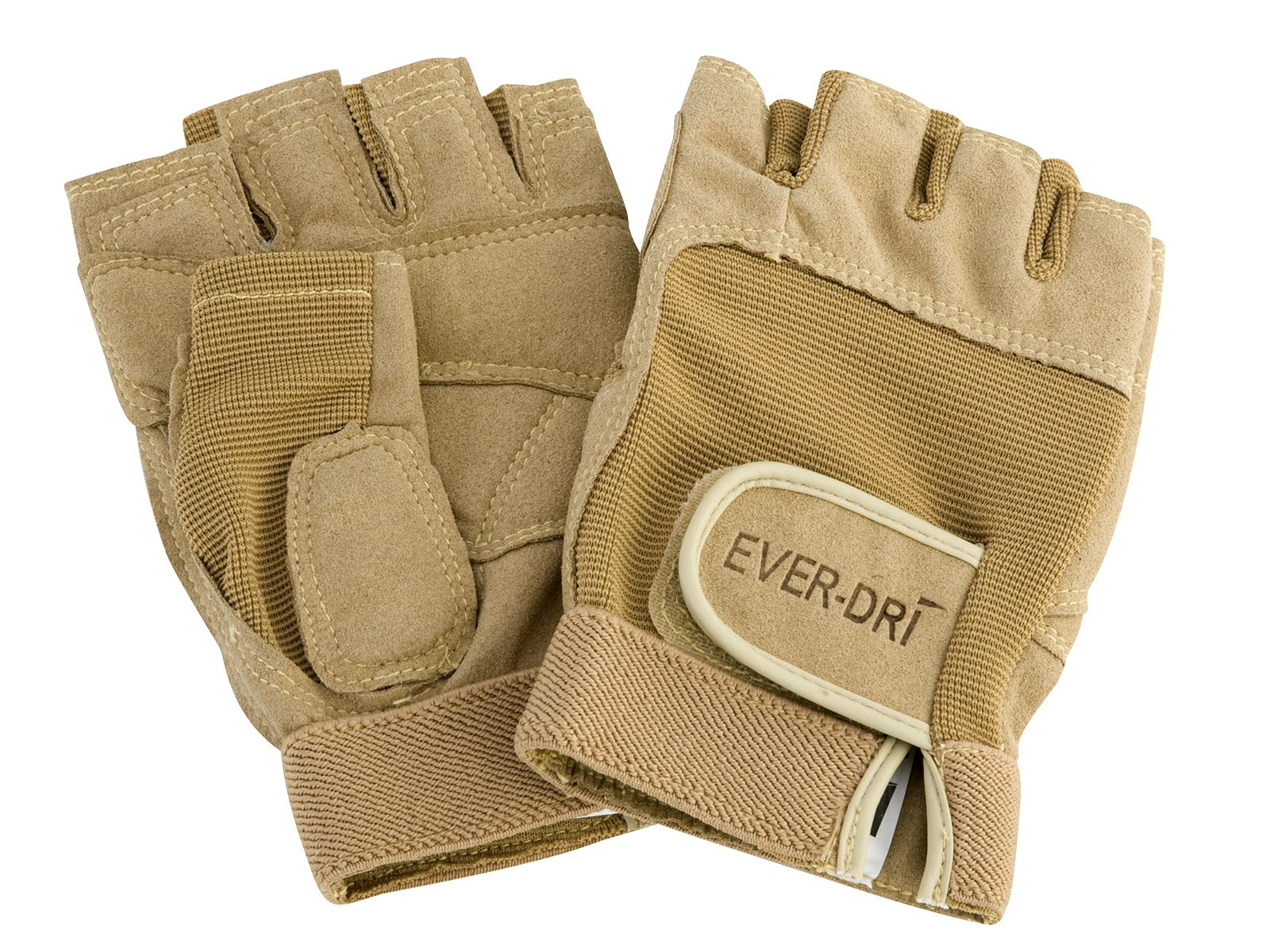 Director's Showcase EVER-DRI Color Guard Gloves (Tan, Large)