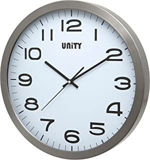 bd274a7561b9 Unity Manhattan - Reloj de Pared (Metal