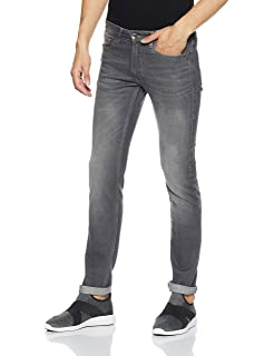 Pepe Jeans Men s Renold S Skinny Fit Jeans  Amazon.in  Clothing ... e8ca353c2aa3