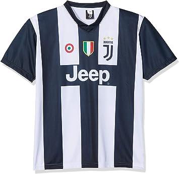 Camiseta de Fútbol EMRE Can 23 Juventus F.C. Home Temporada 2018-2019 Replica Oficial con Licencia - Todos Los Tamaños NIÑO y Adulto (2 AÑOS): Amazon.es: Deportes y aire libre