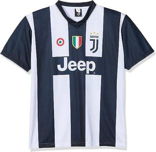 Camiseta de Fútbol EMRE Can 23 Juventus F.C. Home Temporada 2018 ...