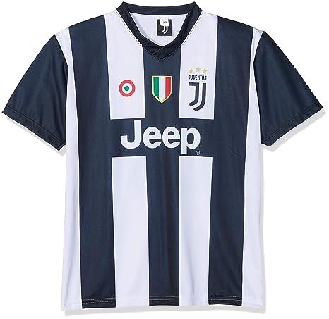 Camiseta de Fútbol EMRE Can 23 Juventus F.C. Home Temporada 2018-2019 Replica Oficial con