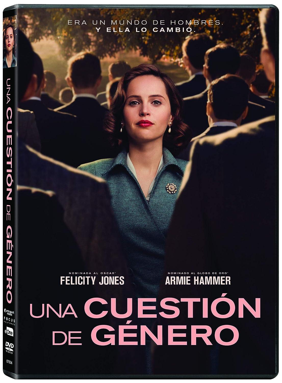 Una Cuestión De Género [DVD]