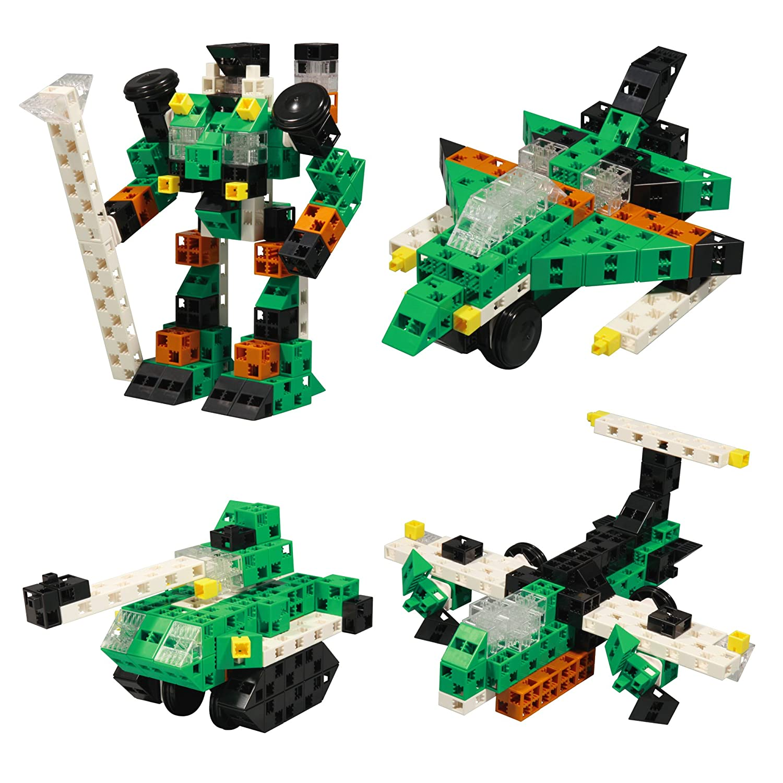 A Brick Toys Army Defenders 100pc Building Block Set