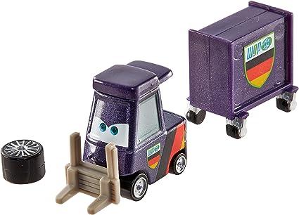 Disney/Pixar Cars Max Schnells Pitty Die-Cast Vehicle by Mattel: Amazon.es: Juguetes y juegos