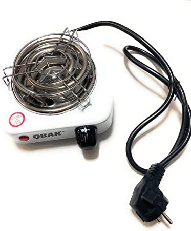 GS1 Global Office Hornillo electrico, hornillo Potencia ...