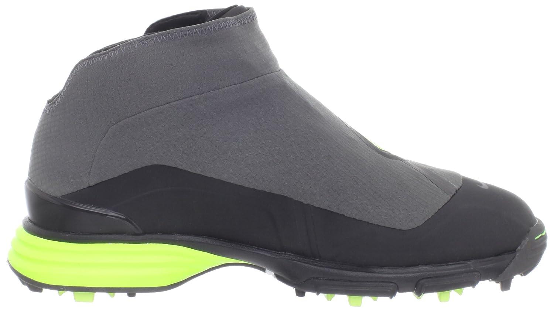 sale retailer 72dc9 da5e5 ... Nike Mens Lunar Bandon II Golf Shoes, BlackGreen (Midnight FogMid  Fog-Blk- ...
