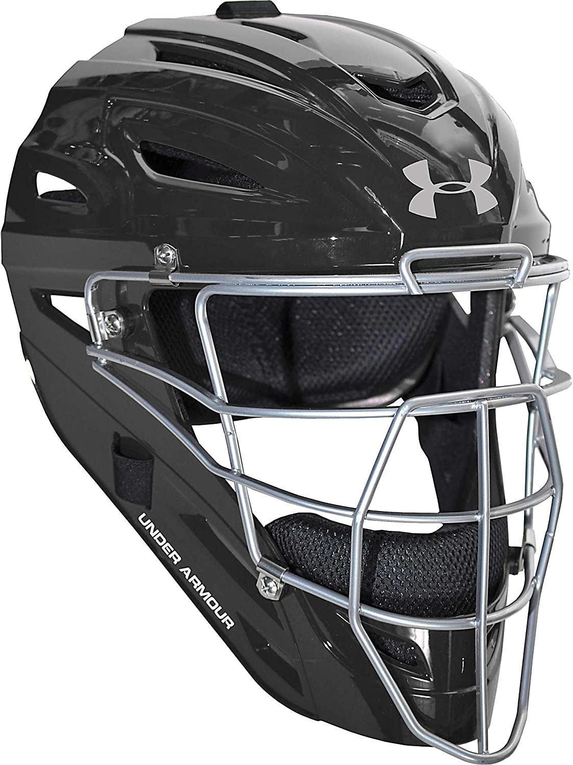 Under Armour Youth PTH Victory Series Catcher/'s Helmet